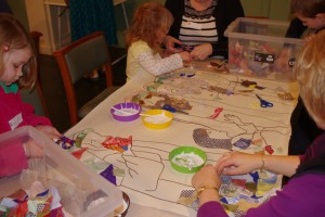 messy church photo 4